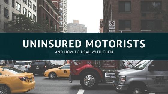 Car Crash with Uninsured Driver