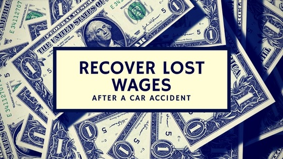 How To Recover Lost Wages From A Car Accident Attorney Kohm