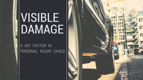 Visible Damage Car Accident