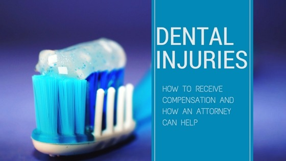 Compensation for Dental Injuries Caused by a Car Accident